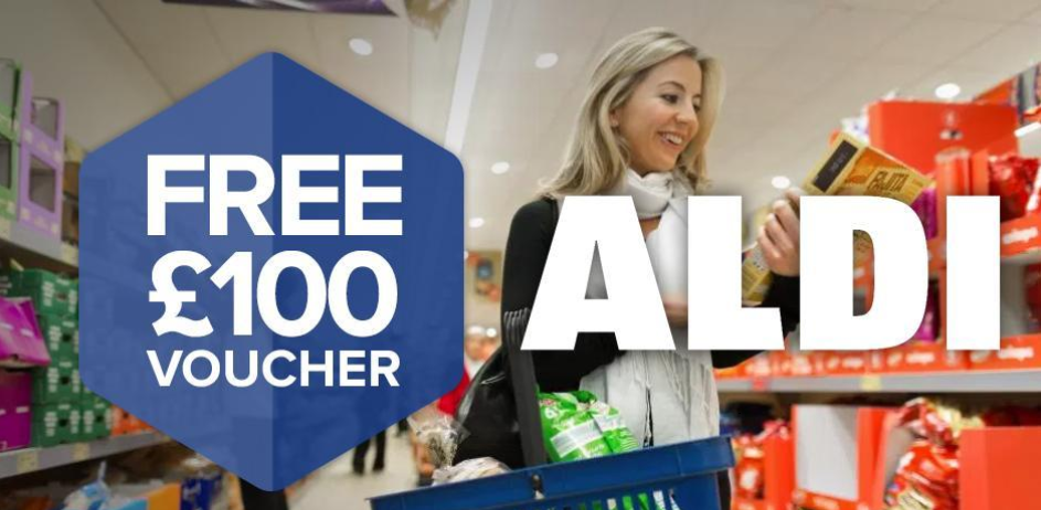 aldi voucher uk